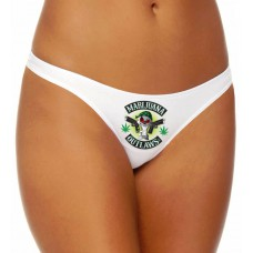 Marijuana Outlaws Women's Underwear