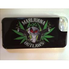 Marijuana Outlaws Phone Cases