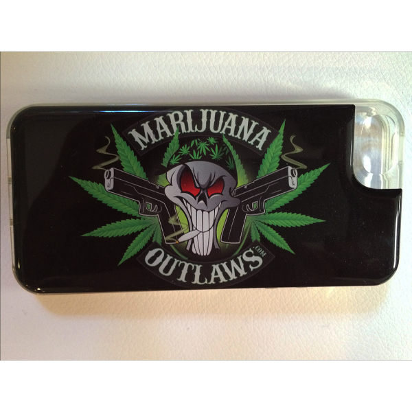 Marijuana Outlaws Phone Cases