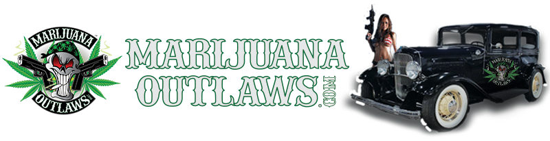Marijuana Outlaws Logo